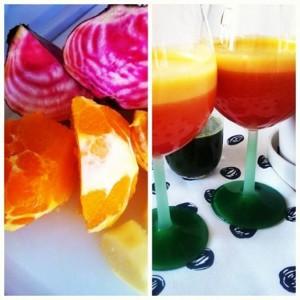 Polkabetor och apelsin